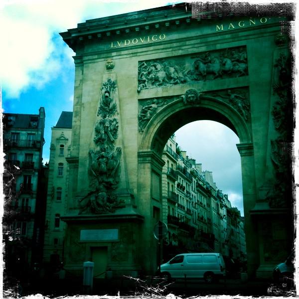 Arco de Saint Denis