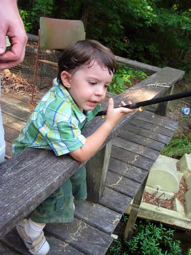 Levi Fishing