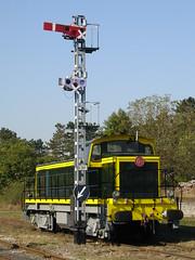 CFV3V ex-SNCF shunter (Franky De Witte - Ferroequinologist) Tags: trois de eisenbahn trains des railways chemin fer spoorwegen treinen zge chemindefer valles cfv3v
