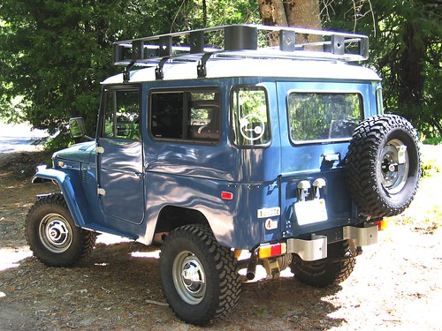 Toyota Tacoma Roof Rack >> '79 FJ40 roof rack ideas | IH8MUD Forum