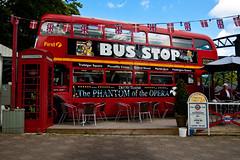 Double decker (Peter Bromley) Tags: red bus london nikon d70 nikond70 routemaster doubledecker bakken bromley rml 2687 sigma1850mmf28exdcmacrohsm rml2687