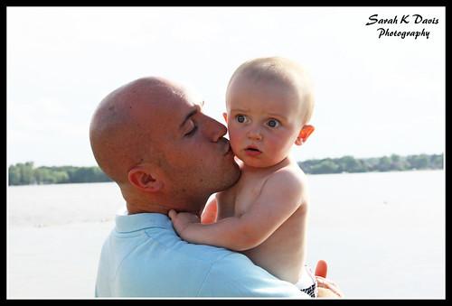 Daddy & Zander