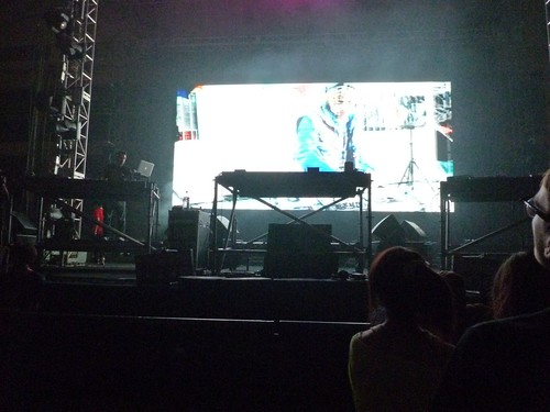 Fatboy Slim at Taipei Show Hall 2 Taipei, Taiwan 10/10/2010