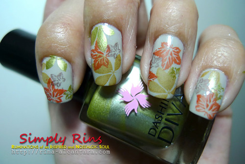 Nail Art Autumn 05