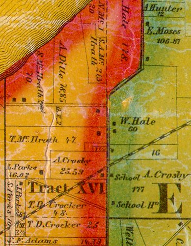 Leonard Parks map