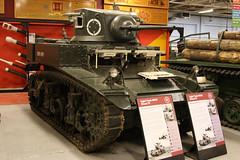 1941 Stuart IV Light Tank (growler2ndrow) Tags: war military stuart dorset british 1941 bovington thetankmuseum