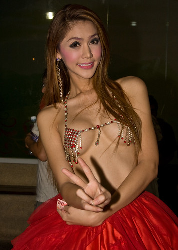 Ladyboy from Simon Caberet