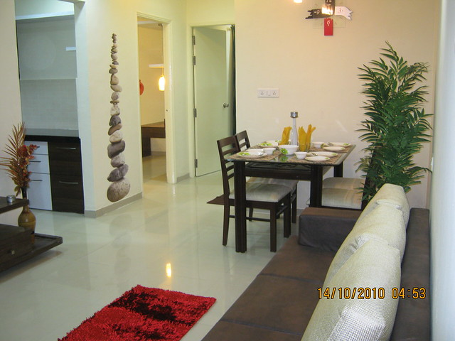 Vastushodh's UrbanGram, 2 BHK Flat for Rs. 20 Lakhs at Kondhawe Dhawade Pune 411 023 - on the eve of launch, 14th October 2010IMG_3364