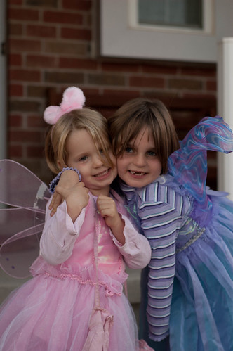 Hallowe'en Fairies