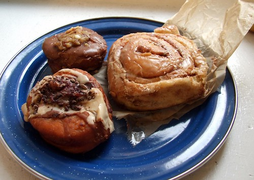 Dessert from Cinnamon Snail