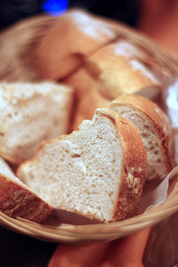bread for fondue