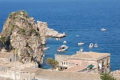 scopello (kikkedikikka) Tags: italia mare sicily sicilia scopello rgspaesaggio rgscastelli rgsnatura rgsscorci ilikethenature