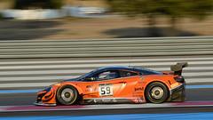 Strakka Racing McLaren 650 S GT3 (Y7Photograφ) Tags: strakka racing mclaren 650 s gt3 dean stoneman jazeman jaafar andrew watson blancpain endurance series httt castellet nikon d3200 motorsport race