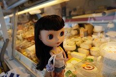 Blythe A Day 29 June 2017 - Cheese!