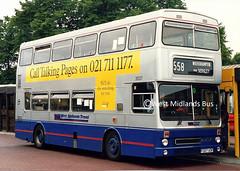 3007 (CR) F307 XOF (WMT2944) Tags: 3007 f307 xof mcw metrobus mk2a west midlands travel