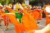 Baguio FLower Festival (wizlanv) Tags: baguiocity dance orrange festive festival