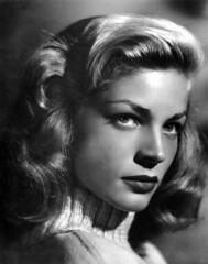 Lauren Bacall (joflc) Tags: blackandwhite photography 1940s laurenbacall celebrityphotographs