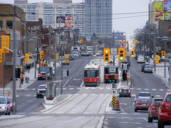 St. Clair and Oakwood 7 (Sean_Marshall) Tags: toronto ontario ttc tram row transit streetcar stclairavenue