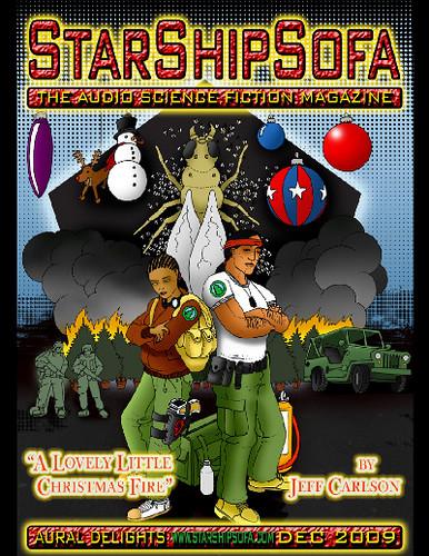 StarShipSofa #114 Cover