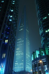 Shanghai - SWFC (cnmark) Tags: world china building tower architecture modern skyscraper geotagged noche shanghai nacht center noite tall   pudong grattacielo financial nuit  notte nachtaufnahme tallest wolkenkratzer standardchartered lujiazui rascacielo gratteciel swfc  arranhacu otw  allrightsreserved topseven   geo:lat=31238408 mygearandmepremium chinainsurance geo:lon=121505624 mygearandmebronze mygearandmesilver mygearandmegold mygearandmeplatinum mygearandmediamond