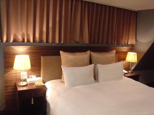 51.豪美旅店:雙人床