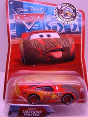 cars final lap Muddy McQueen (1) (jadafiend) Tags: cars wet kids toys team dj cousins ferrari mater disney tires rhonda pixar chase target bubba cletus collectors oversized antonio della adults mack showgirls rare exclusive sheila playset disneystore jud f430 pitcrew soaked corsa octane gain buford diecast 3pack hardtofind ransburg veloce laverne costanzo 4pack storytellers checkeredflag haulers showstoppers lightningmcqueen finallap brandnewmater rpm64 speedwayofthesouth nostall octain dexterhoover megasized 20pieceset haulerset richardclaytonkensington eccelente miniandventures