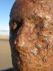 Colour 4 (Weeep) Tags: sculpture antonygormley anotherplace crosbybeach waterloobeach