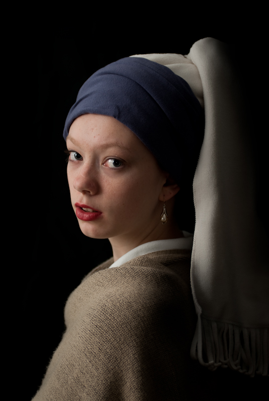 Day 82: Girl with the Pearl Earring