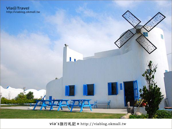 【桃園餐廳】桃園新屋地中海風~卡托米利庭園咖啡餐廳