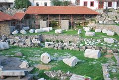 Mausoleum of Halicarnassus (husnora) Tags: turkey bodrum halicarnassus