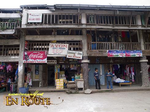 Banaue Town Commercial Center