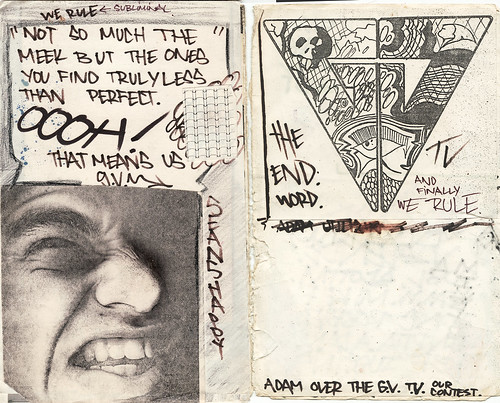 graphic violence page twenty six and inside back cover