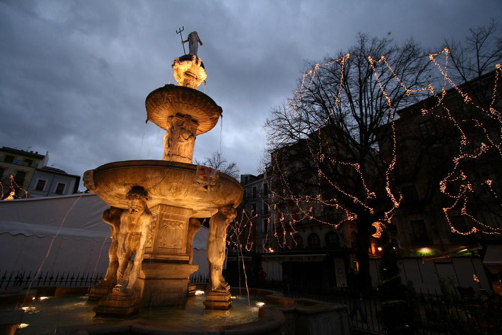 granadan fountain