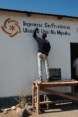Oficina de ISF ApD en M'angola