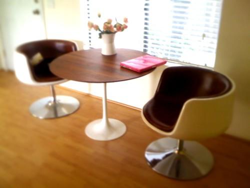 My dining room set.