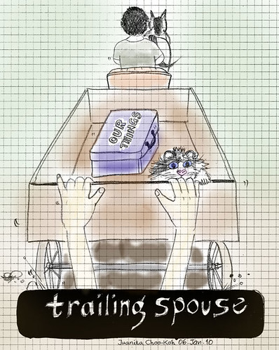 Trailing Spouse (colour)
