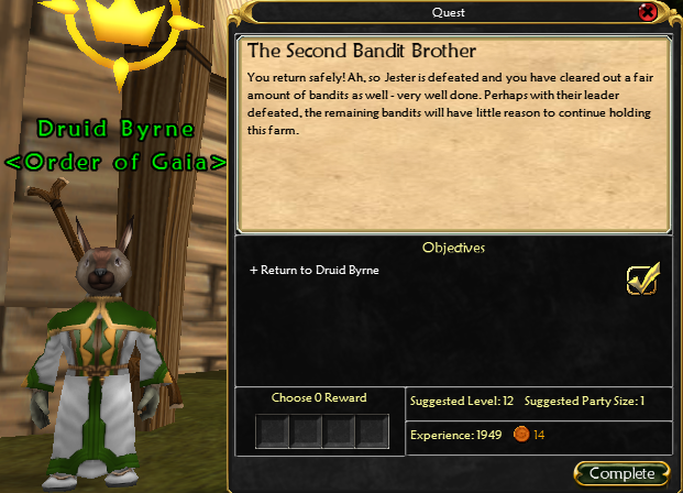 Anglorum / Quest / The Second Bandit Brother (Jester Jumptail) 4253271678_517b547f4d_o