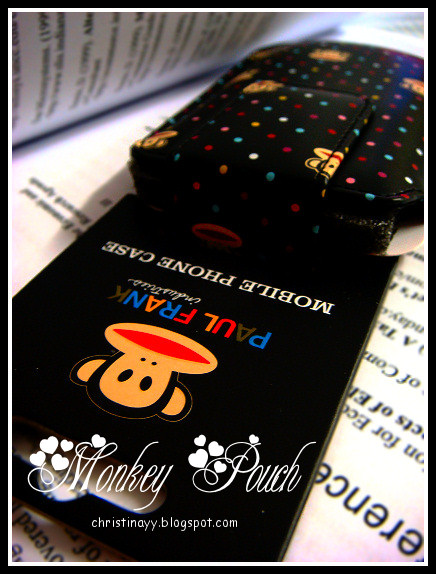 Paul Frank Mobile Phone Case