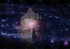 Buddha and Peaceful Mediation