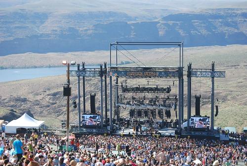 2009 Sasquatch Festival