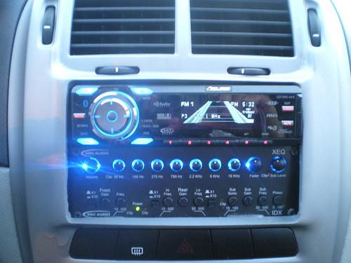 Eclipse Car Stereo: Eclipse CD7200MKII - Car Audio