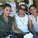 JAZMIN Aguilar, Maricela de Chang y Paty de Curiel.