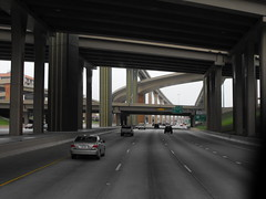 "Bridges (Steve ""Tuco"" Jacobs) Tags: bridge truck nebraska trucker bridges crete omaha mack trucking peterbilt kenworth shaffer freightliner tuco cabover filthyfew nydm fujifinepixs1000fd diabolicpossession"