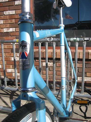 Fuji Feather Blue 58 2