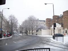 Drummond Gate, Pimlico (Paul F 36) Tags: road london pimlico