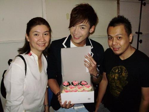 Shirley, Jeffrey Cheeng & Ken Chin