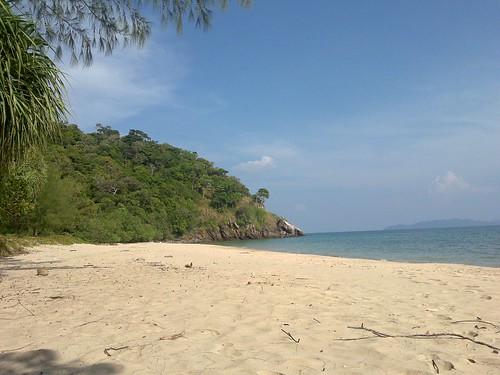 Thaimaa ranta
