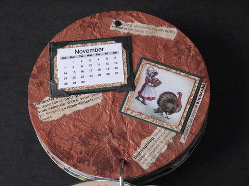 cd calendar - November 010