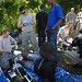 Combat medics in Haiti