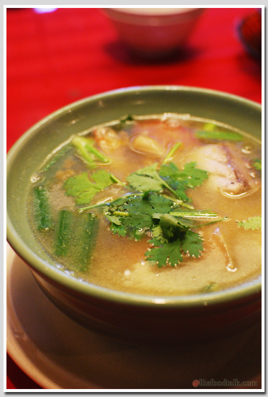 Maa Roy Clear Soup Tom Yam 1